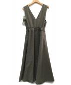 The Virgnia(ザヴァージニア)の古着「2WAYジャンパースカート」|ブラック