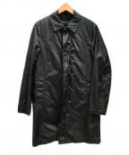 Traditional Weatherwear()の古着「ライナー付ステンカラーコート」 ブラック