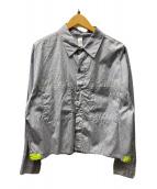 ()の古着「シャツ」|ネイビー