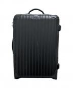 RIMOWA(リモワ)の古着「サルサ キャビントロリー 33L」|ブラック