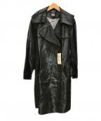 D&G()の古着「トレンチコート」|ブラック
