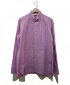 The Stylist Japan(ザスタイリストジャパン)の古着「シャツ」|ラベンダー