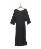 ARCHI(アーキ)の古着「YUCCA ONEPIECE」|ブラック