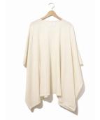 ROGGYKEI(ロギーケイ)の古着「オーバージャージーカットソー」|ミルク