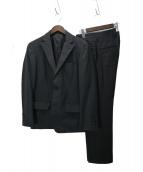uniform experiment(ユニフォームエクスペリメント)の古着「2Bカシミヤ混セットアップ」|グレー