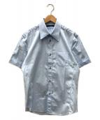 ()の古着「半袖シャツ」|スカイブルー
