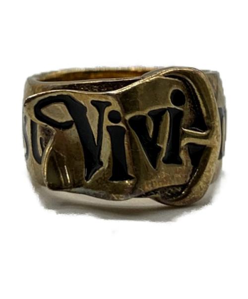 Vivienne Westwood(ヴィヴィアンウエストウッド)Vivienne Westwood (ヴィヴィアンウエストウッド) ベルトリング サイズ:表記なしの古着・服飾アイテム