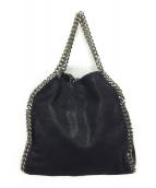 STELLA McCARTNEY(ステラ・マッカートニー)の古着「2WAYバッグ」|ブラック