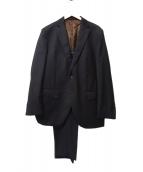 L.B.M.1911(エルビーエム1911)の古着「2Bセットアップスーツ」|ダークブラウン