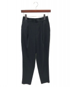 ENFOLD(エンフォルド)の古着「ジョッパーズパンツ」|ブラック