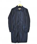 Sealup()の古着「別注バルカラーコート」|ネイビー