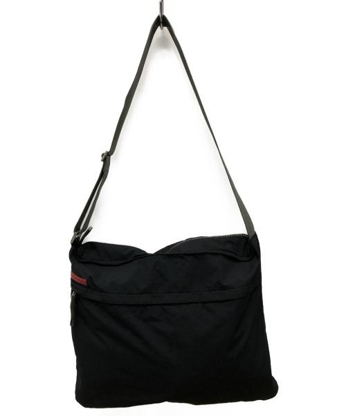 PRADA SPORTS(プラダスポーツ)PRADA SPORTS (プラダスポーツ) ショルダーバッグ ブラックの古着・服飾アイテム