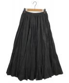 MARIHA(マリハ)の古着「草原の虹スカート」|ブラック