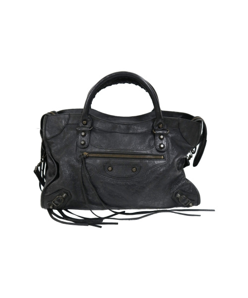 BALENCIAGA(バレンシアガ)BALENCIAGA (バレンシアガ) 2WAYバッグ ブラック サイズ:下記参照 115748 001013の古着・服飾アイテム