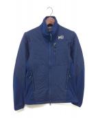 MILLET(ミレー)の古着「2WAYジャケット」|ブルー