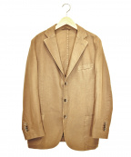 L.B.M.1911(ルビアム1911)の古着「コットンテーラードジャケット」|ブラウン