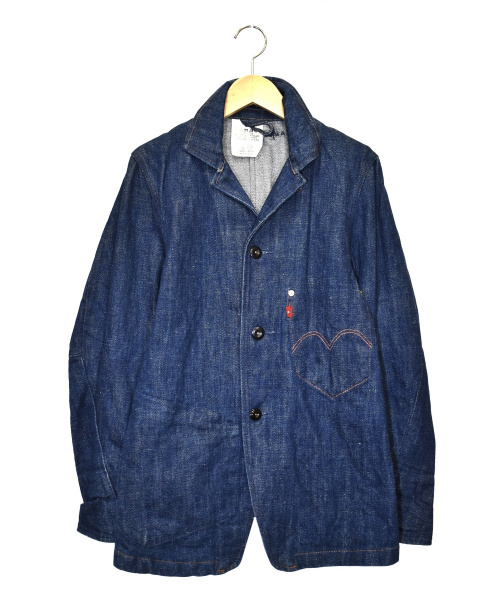 LEVI'S RED(リーバイスレッド)LEVI'S RED (リーバイスレッド) 1stデニムテーラードジャケット サイズ:XS WPL-423の古着・服飾アイテム