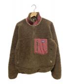 Patagonia(パタゴニア)の古着「クラシックレトロXカーディガン」|ブラウン