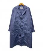 MACKINTOSH PHILOSOPHY()の古着「ショップコート」|ネイビー