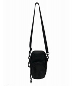 Supreme(シュプリーム)の古着「パッチワークレザースモールショルダーバッグ」|ブラック
