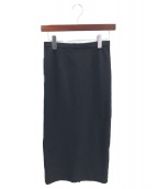 Pan(パン)の古着「タイトスカート」 ブラック