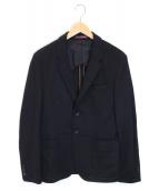PS Paul Smith(ピーエスポールスミス)の古着「2Bテーラードジャケット」|ブラック