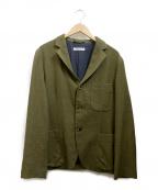 vainl archive(ヴァイナルアーカイブ)の古着「テーラードジャケット」|カーキ
