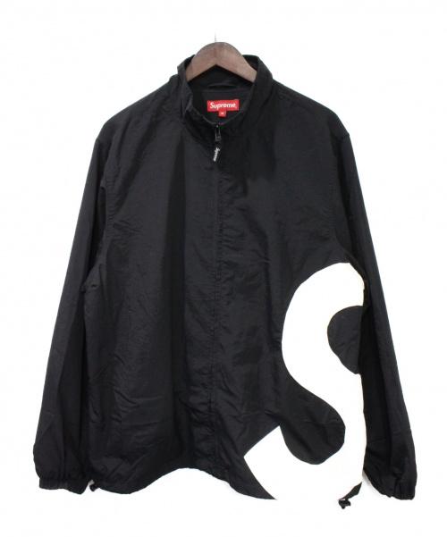 Supreme(シュプリーム)Supreme (シュプリーム) 19SS S Logo Track Jacket ブラック サイズ:Mの古着・服飾アイテム