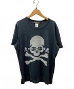 Mastermind JAPAN(マスターマインド ジャパン)の古着「Tシャツ」|ブラック
