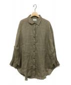 LAppartement(アパルトモン)の古着「ラミーシャツ」 カーキ