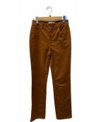 ()の古着「パンツ」 ブラウン