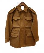 Whim Gazette(ウィムガゼット)の古着「M65ジャケット」 ブラウン