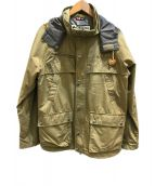 Columbia(コロンビア)の古着「ジャビバークリークジャケット」|カーキ