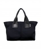 kawa-kawa(カワカワ)の古着「トートバッグ」|ブラック