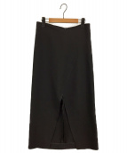 TOTEME(トーテム)の古着「スカート」|ブラック