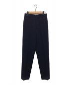 6(ROKU) BEAUTY&YOUTH(ロク ビューティアンドユース)の古着「KARSEY PANTS」|ネイビー