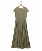 MARIHA(マリハ)の古着「春の月のドレス」|オリーブ