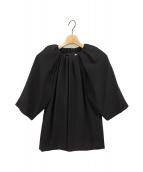 Maison Margiela 4(メゾンマルジェラ4)の古着「ブラウス」|ブラック