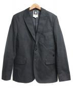 G-STAR RAW(ジースターロウ)の古着「テーラードジャケット」|ブラック