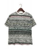 TENBOX×GRAMICCI(テンボックス×グラミチ)の古着「総柄Tシャツ」