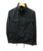 AKM(エーケーエム)の古着「ジャケット」 ブラック