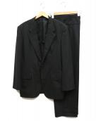 YS for men(ワイズフォーメン)の古着「1Bセットアップスーツ」|ブラック