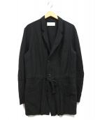 Azuma(アズマ)の古着「2Bウールジャケット」|ブラック