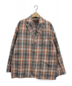 PENDLETON(ペンドルトン)の古着「テーラードジャケット」 グレー