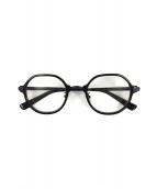 MCM(エムシーエム)の古着「伊達眼鏡」|ブラック