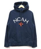Noah(ノア)の古着「プルオーバーパーカー」|ネイビー