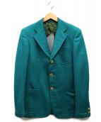 RAINMAKER(レインメーカー)の古着「SPONGE BLAZER」 グリーン