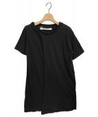 PERVERZE(パーバーズ)の古着「Tシャツ」|ブラック