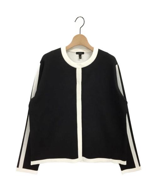ESCADA(エスカーダ)ESCADA (エスカーダ) カーディガン ブラック サイズ:Lの古着・服飾アイテム