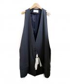 REKISAMI(レキサミ)の古着「ジレ」|グレー